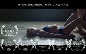 Official Nomination 2015- No More - Valentina Bea