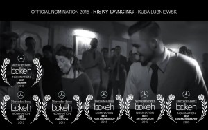 Official Nomination 2015- Risky Dancing - Kuba Lubniewski