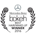 Hair & Makeup Winners Wreath 2016